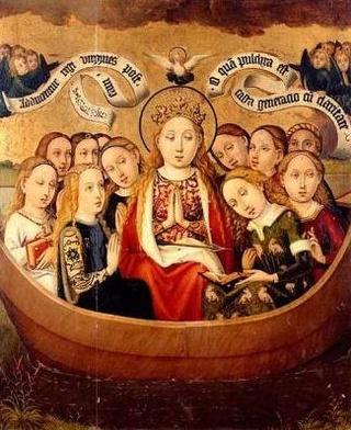 21 octobre Sainte Ursule et ses compagnes 493px-10