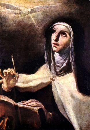 VISION DE L'ENFER de Sainte Thérèse d'Avila 5b2f1510