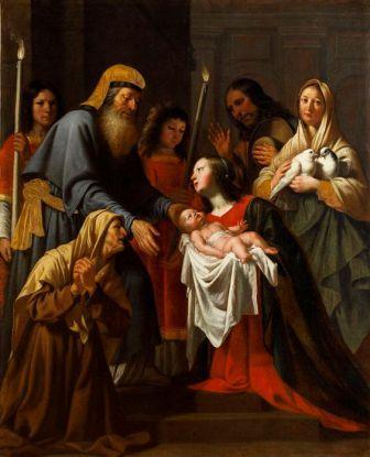 2 Février La Présentation de Jésus au Temple 6a2b8710