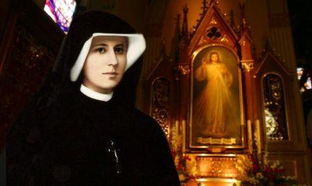 Conversation de Sainte Faustine avec le Seigneur 6c448410