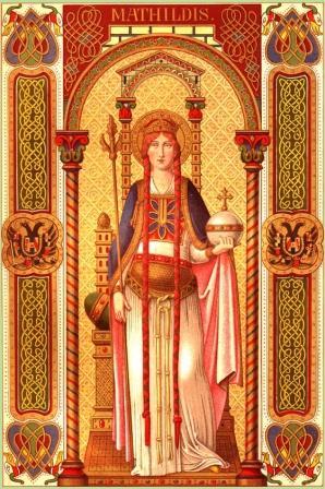 14 mars : Sainte Mathilde de Saxe (de Ringelheim)  80710