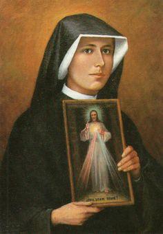 19 février 1937 : Sainte Faustine s'unie aux agonisants : B9700710