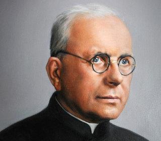 Souvenirs du Bienheureux Père Sopocko de Ste Faustine Bienhe10