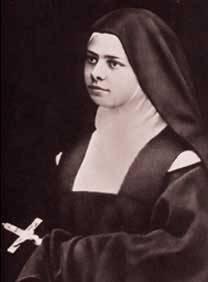 8 novembre Sainte Elisabeth de la Trinité  Blesse11