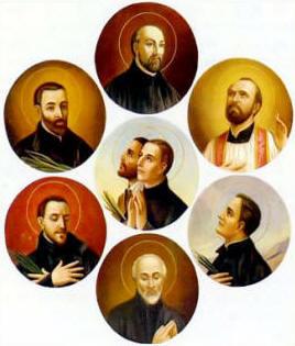 16 mars : Saint Jean de Brebeuf et ses compagnons Brebeu10