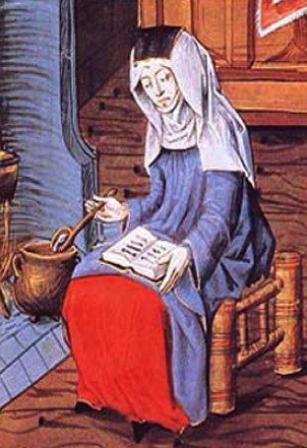 6 novembre Sainte Christine de Stommeln Christ10