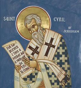 18 mars : Saint Cyrille de Jérusalem Cyrill10