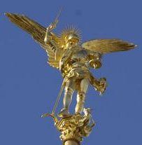 16/10 Dédicace de la basilique du Mont St Michel E3592d10