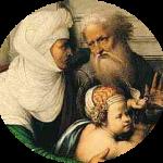 5 novembre  Saint Zacharie et Sainte Elisabeth Elisab10