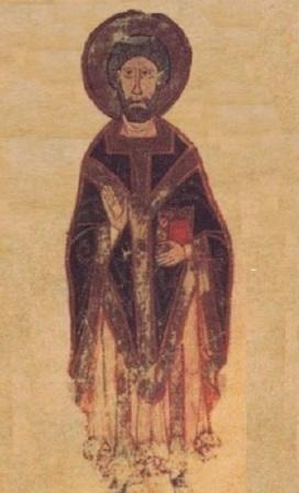 25 octobre Saint Hilaire de Mende (Saint Chély) Eveque10