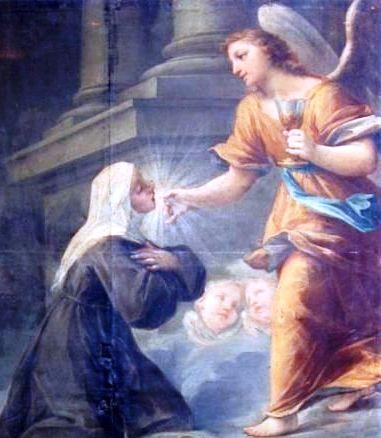 27 janvier Sainte Angèle de Merici Fbb73210