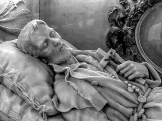 16 avril : Saint Benoît-Joseph Labre Gisant10