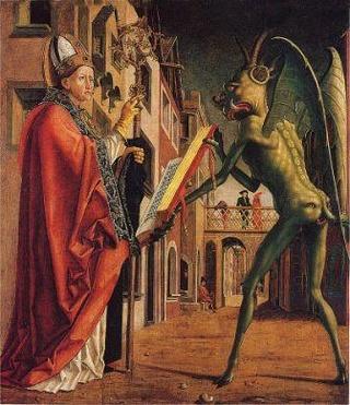 31 octobre Saint Wolfgang de Ratisbonne Michae10