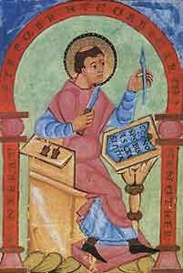 6 avril : Saint Notker le Bègue (de Saint Gall) Notker10