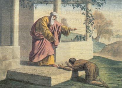 """"""" Sois toujours Miséricordieuse, comme moi je suis Miséricordieux Prodig12"""