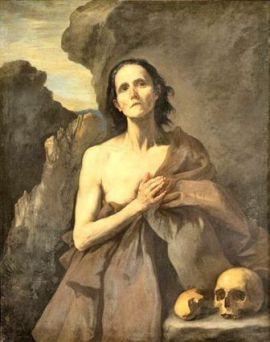 1er avril : Sainte Marie l'Egyptienne Ribera10