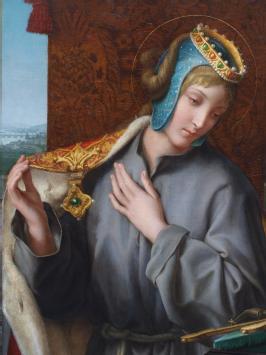 6 mars Sainte Agnès de Bohême (de Prague) Saint-16