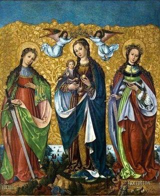 7 mars Saintes Félicité et Perpétue  Sans-t14