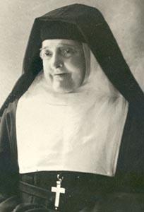 28 octobre Servante de Dieu Sr Marie du Sacré-Coeur Bernaud Soeur-10