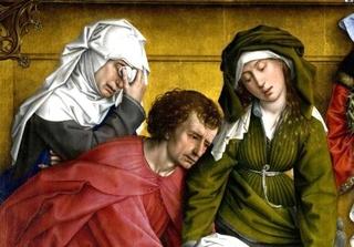 24 avril : Saintes Marie de Cléophas et Salomé Weyden10
