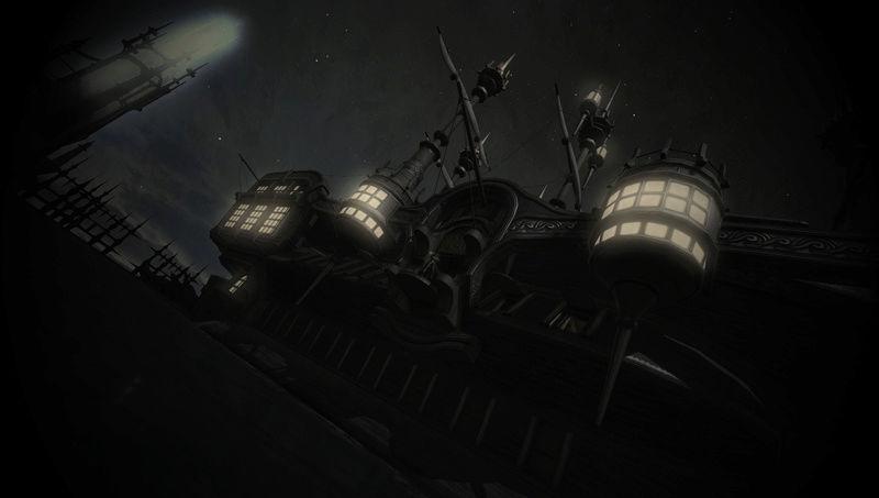 L'équipage de '' L'intrépide '' Ffxiv_20