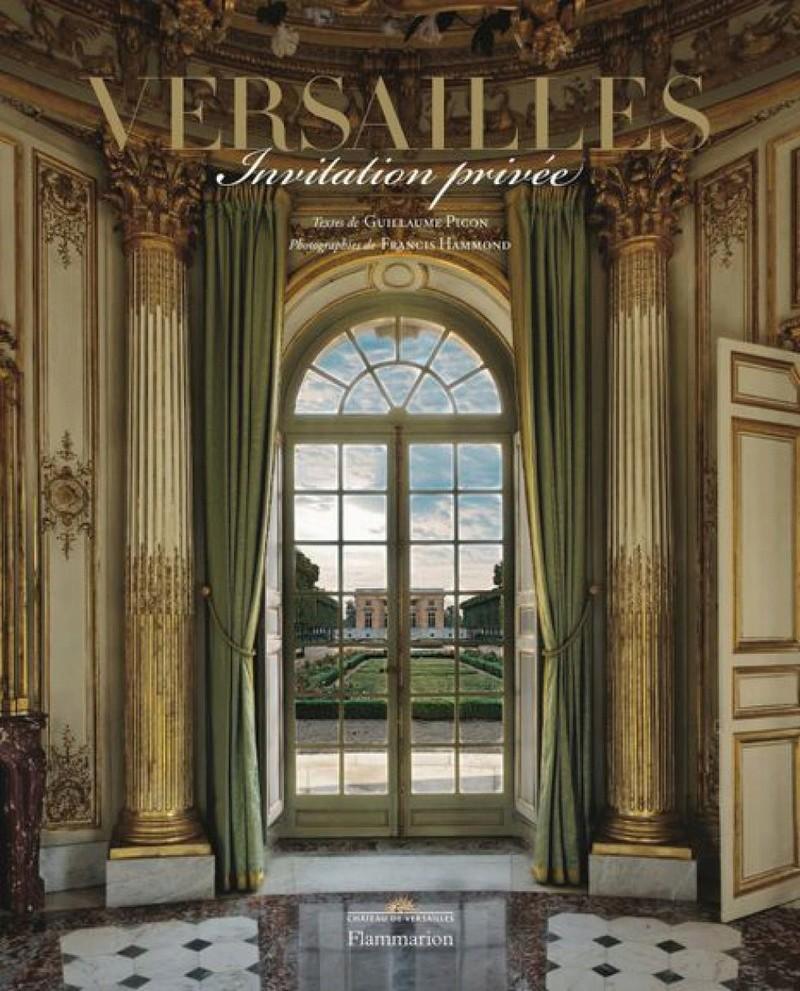 Livre « Versailles. Invitation privée » 11531810
