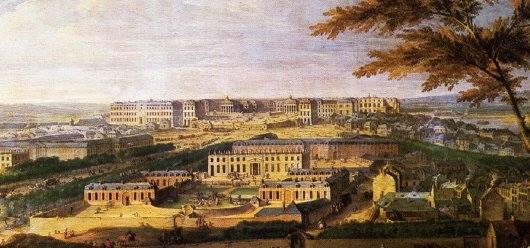 06 mai 1682: Le roi de France Louis XIV déménage  15171114