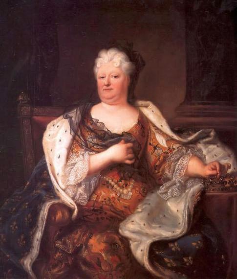 21 novembre 1722: Correspondance de La Palatine 2-gesl16