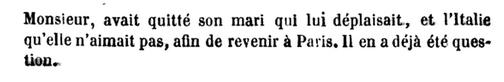 1er novembre 1721: Correspondance de La Palatine 2146