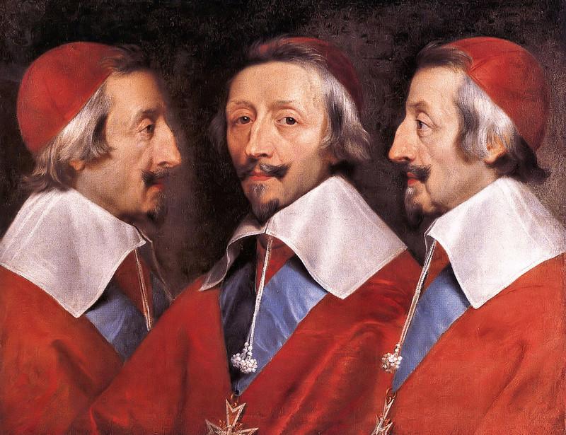 21 novembre 1619: Titre officiel de principal ministre accordé à Richelieu 220px130