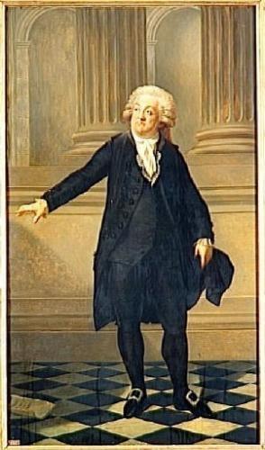 25 novembre 1793: Le corps de Mirabeau est retiré du Panthéon par les révolutionnaires 25-nov10