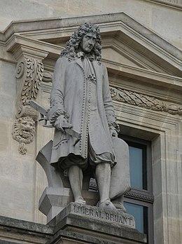 22 novembre 1697: Décès de Libéral Bruant 260px-24