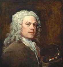 10 novembre 1697:  Naissance de William Hogarth 260px-25