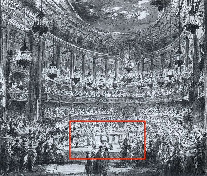 16 mai 1770: mariage du Dauphin, futur Louis XVI 32714410