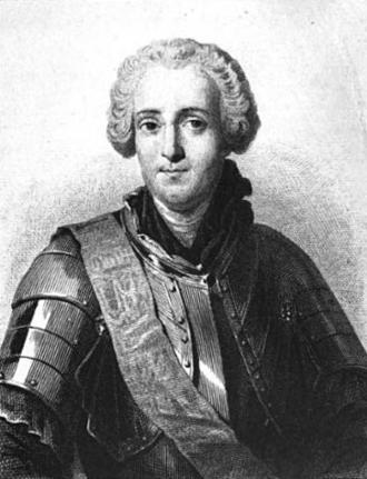 20 novembre 1787: François-Gaston de Lévis, chevalier puis duc de Lévis, maréchal de France  330px-14
