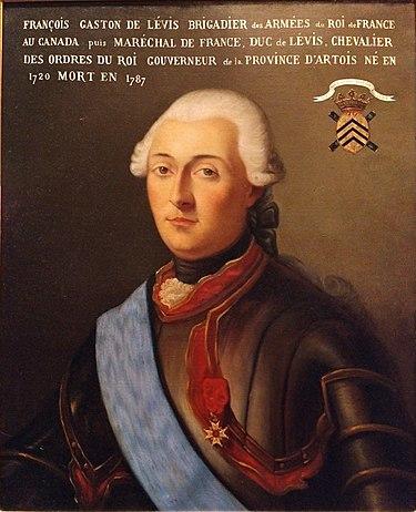 20 novembre 1787: François-Gaston de Lévis, chevalier puis duc de Lévis, maréchal de France  330px-49