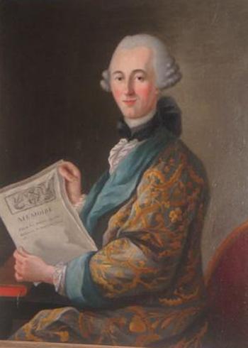 20 novembre 1787: François-Gaston de Lévis, chevalier puis duc de Lévis, maréchal de France  330px-50