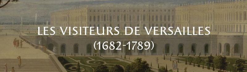 Visiteurs de Versailles 1682-1789 - Mécénat  Abby_d11
