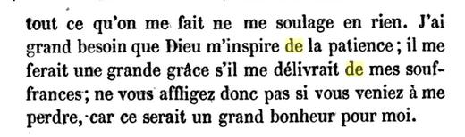 21 novembre 1722: Correspondance de La Palatine Avril130