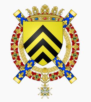 20 novembre 1787: François-Gaston de Lévis, chevalier puis duc de Lévis, maréchal de France  Captu131