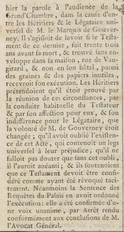 03 janvier 1777: Almanach Captu165
