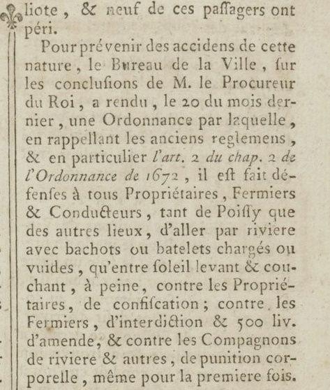 04 janvier 1777: Almanach Captu169