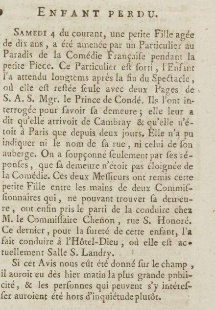 04 janvier 1777: Enfant perdu Captu175