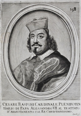 21 novembre 1675: Cesare Maria Antonio Rasponi Cesare10