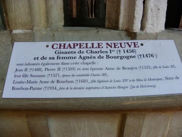 12 novembre 1674: Louise-Marie de Bourbon Chapel17