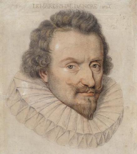 19 novembre 1613: Consini est fait Maréchal de France Concin10