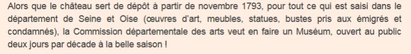 Novembre 1793: Versailles Cure10