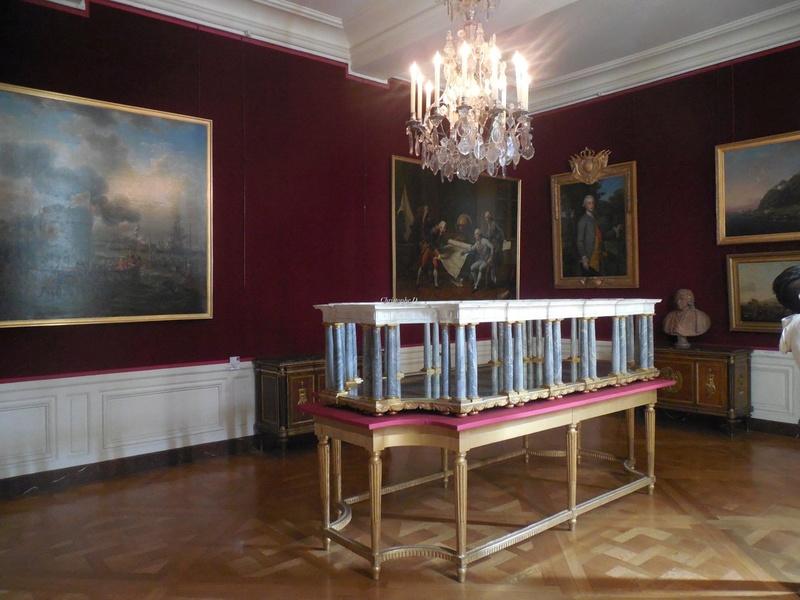 16 mai 1770: mariage du Dauphin, futur Louis XVI Dds19j10