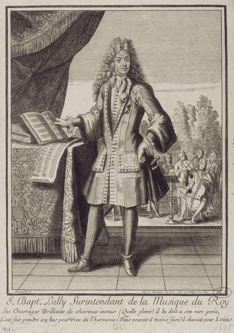 28 novembre 1632: Jean-Baptiste Lully Dtftlu10