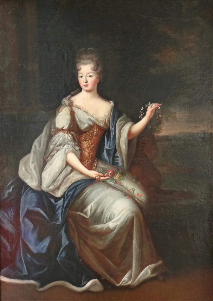 08 novembre 1676: Naissance d'Anne-Louise-Bénédicte de Bourbon Duches15